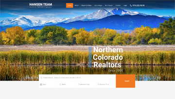 Hansen Team Real Estate, REcolorado MLS IDX and IRES MLS IDX